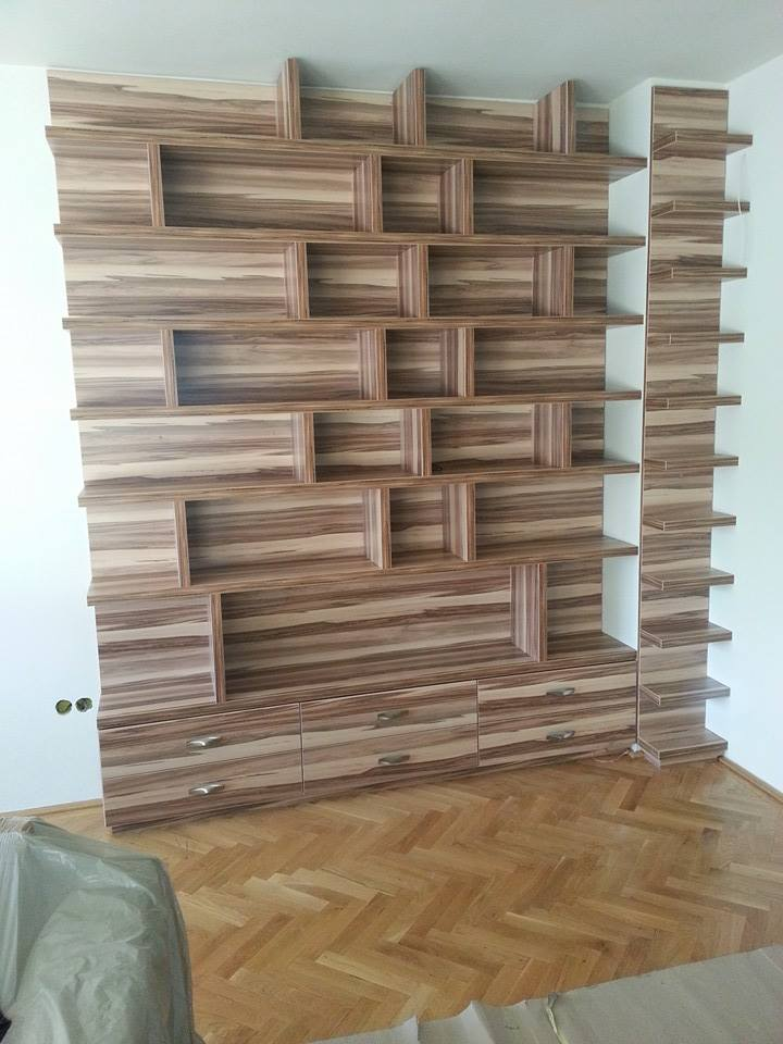 Beépített szekrény készítés  Asztalos Budapest